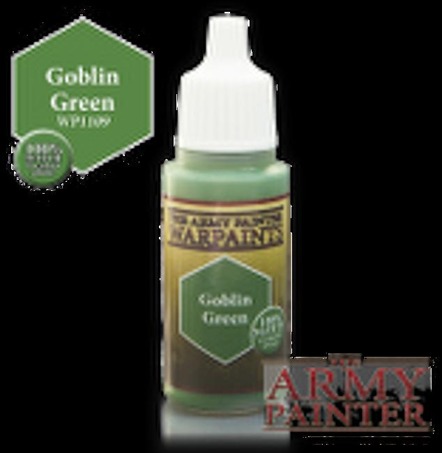 Goblin Green paint pot