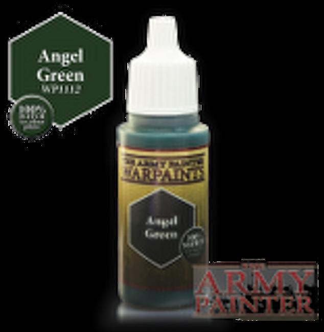 Angel Green paint pot