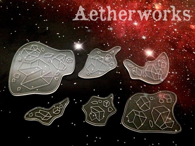 Asteroid Templates