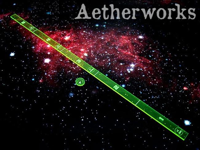 Range Ruler: Length 5 (Fluro Green)