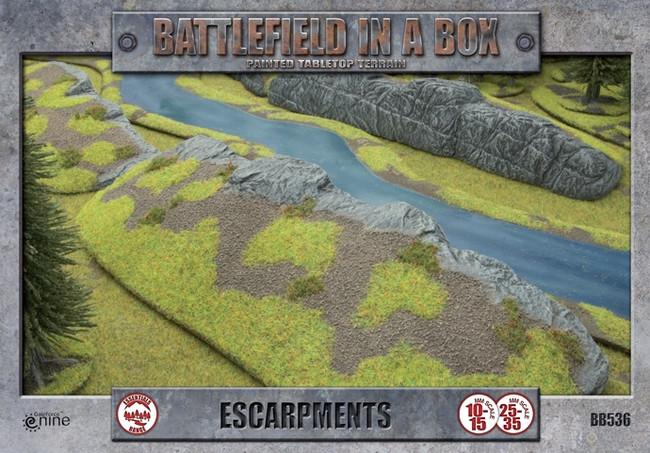 Escarpments