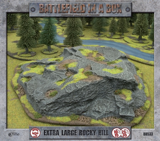 Extra Large Rocky Hill