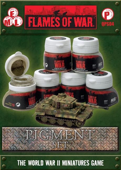 Quartermasters Pigment Set