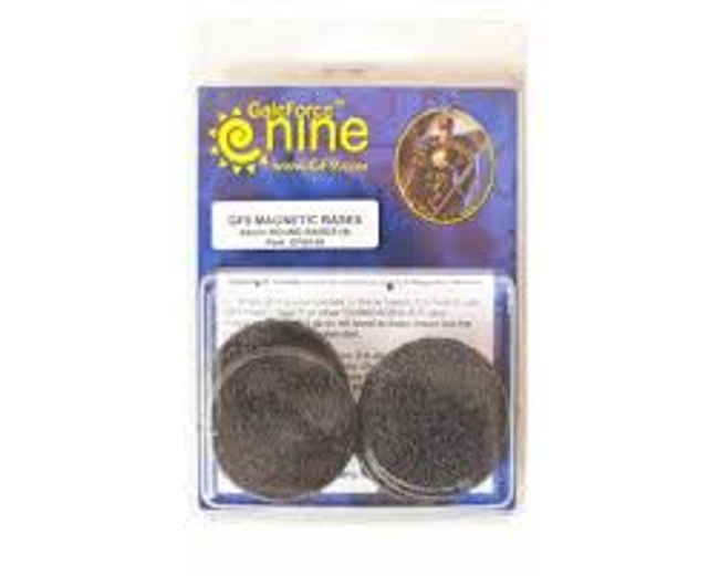 GF9 40mm Round Magnetic Bases