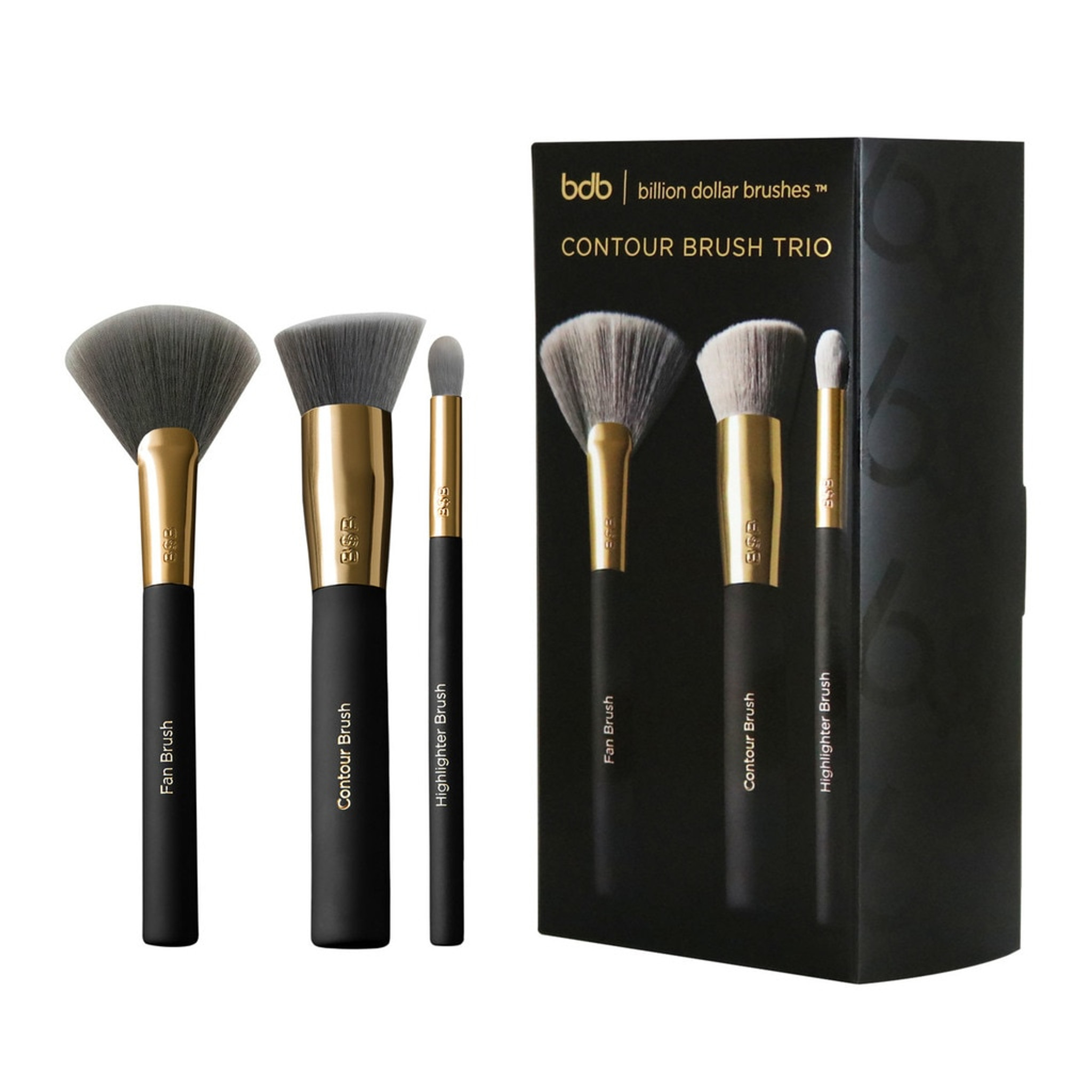 bdb contour brush trio