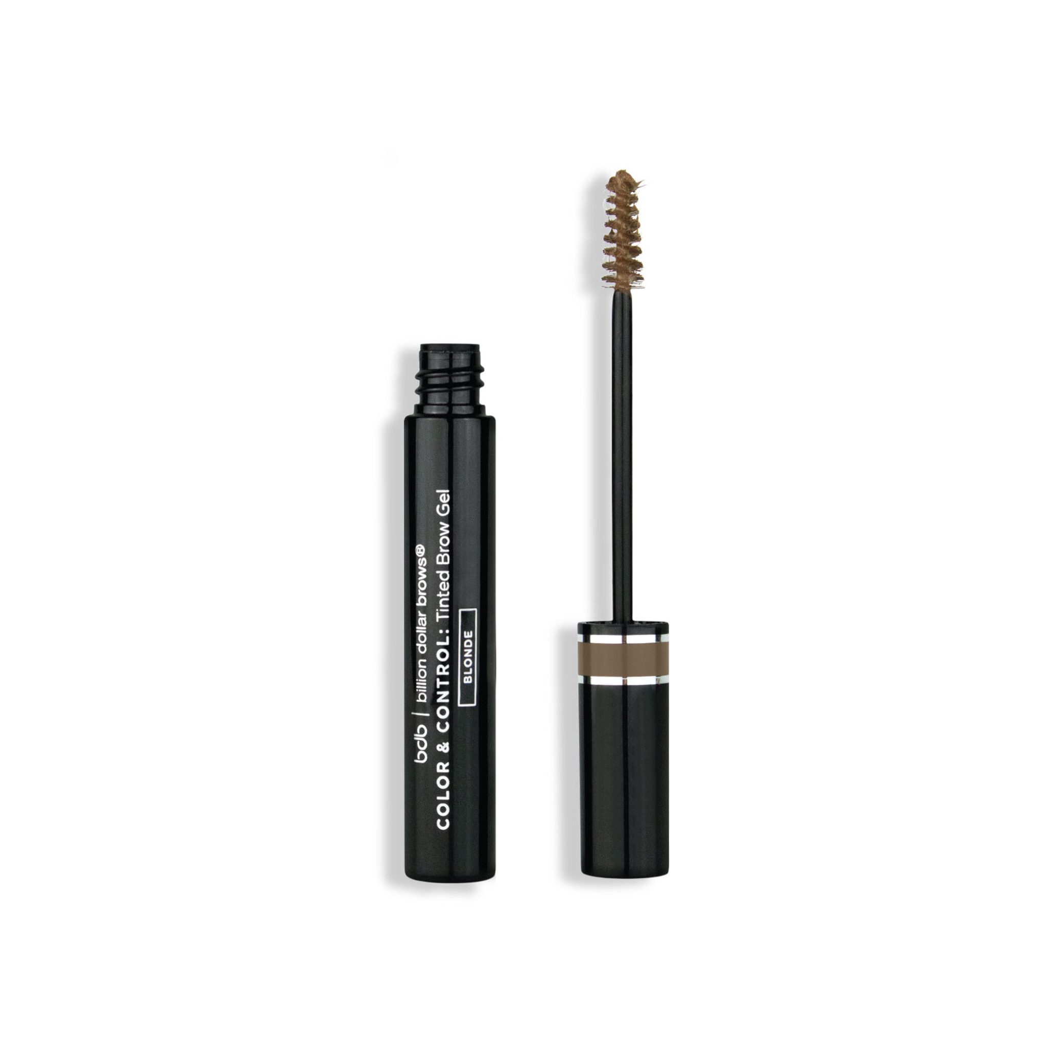 Color & Control: Tinted Brow Gel