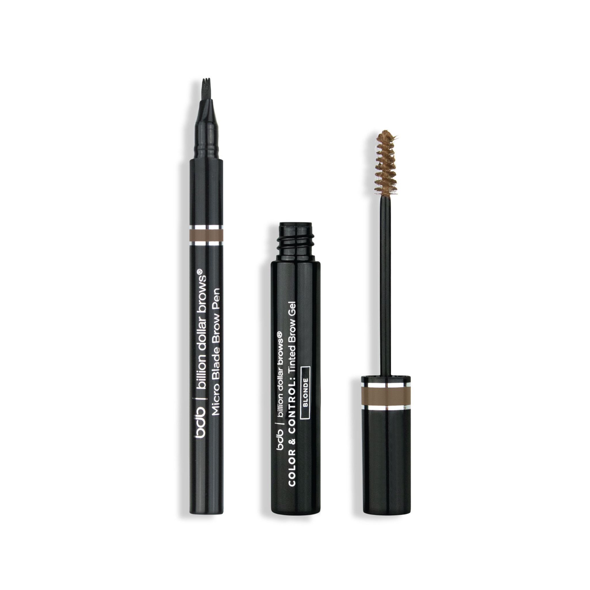 Microblade & Tinted Brow Gel Bundle