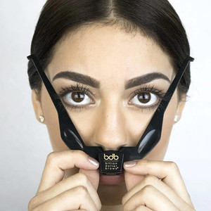 Bdb brow buddy kit use 3