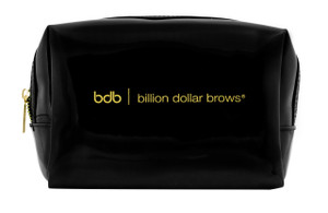 Billion Dollar Brows Cosmetic Bag