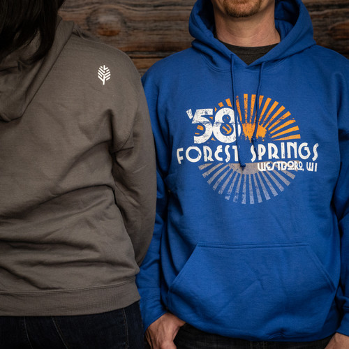 Sunrise Hooded Sweatshirt