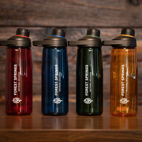 Camelbak Water Bottles w/straw