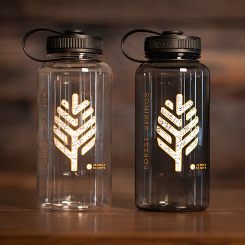 Nalgene-Style Water Bottle