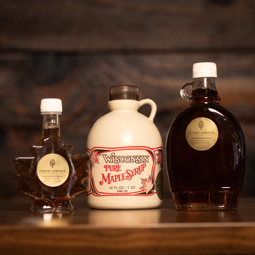 Forest Springs' Maple Syrup