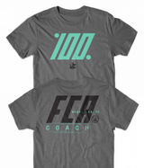 100% Coach Tee