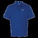 Adidas Climalite Men's Polo (Blue)