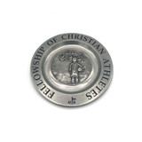 FCA Pewter Plate