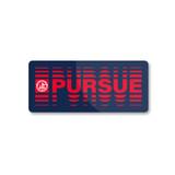 FCA Pursue Logo Sticker