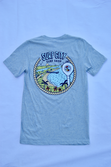 Surf City North End T-Shirt