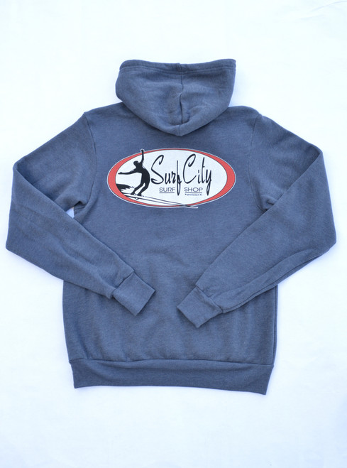 Surf City Classic Oval Hoodie