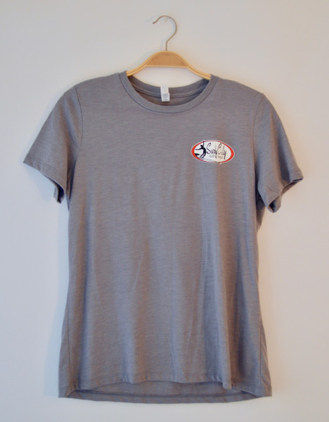 Women's 'Classic Oval' T-Shirt