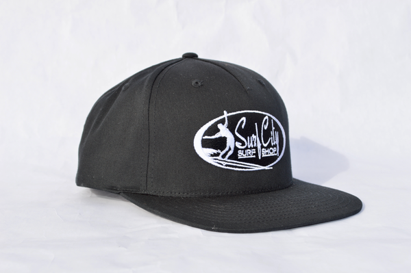 Surf City Classic Oval Hat