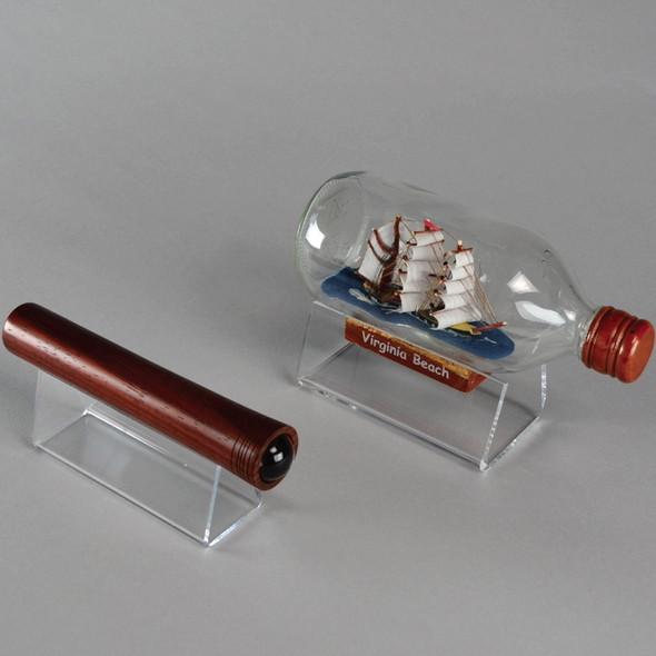 Acrylic Cylinder Holder