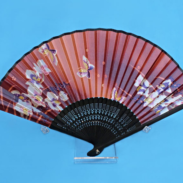 Acrylic Handheld Fan Holder