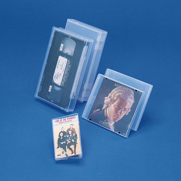 Archival Quality Audio Cassette Case