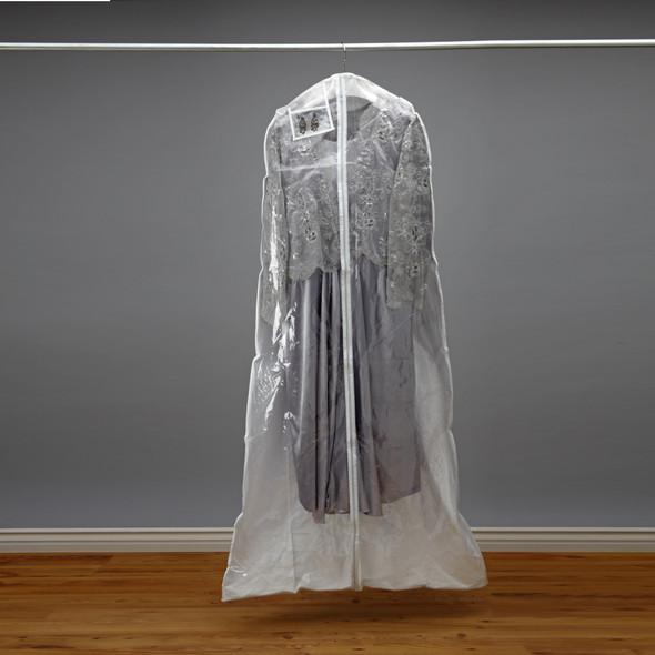 Bell Shaped Tyvek® Garment Bag