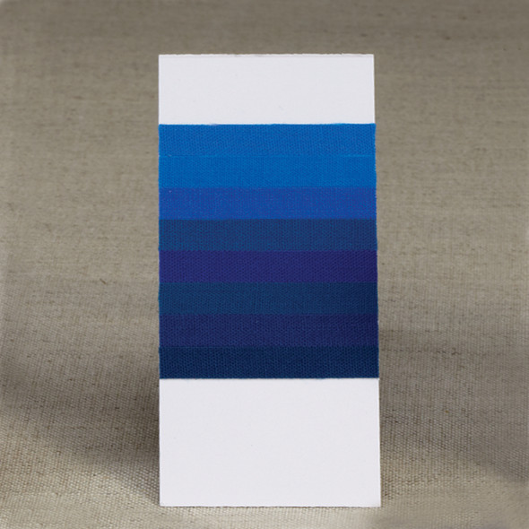 Blue Wool Fade Cards (Blue Scales)