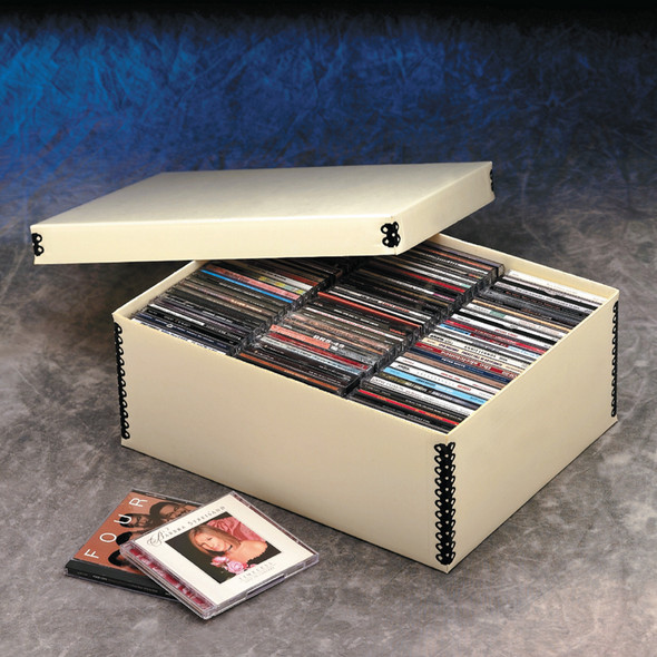 CD Bulk Storage Boxes