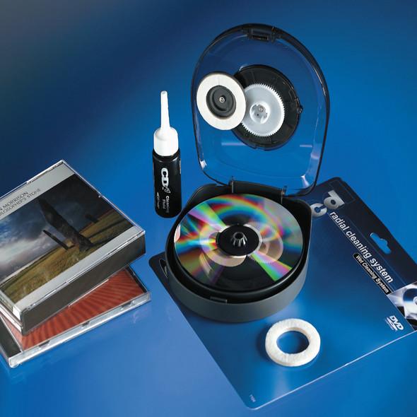CD Radial Cleaner
