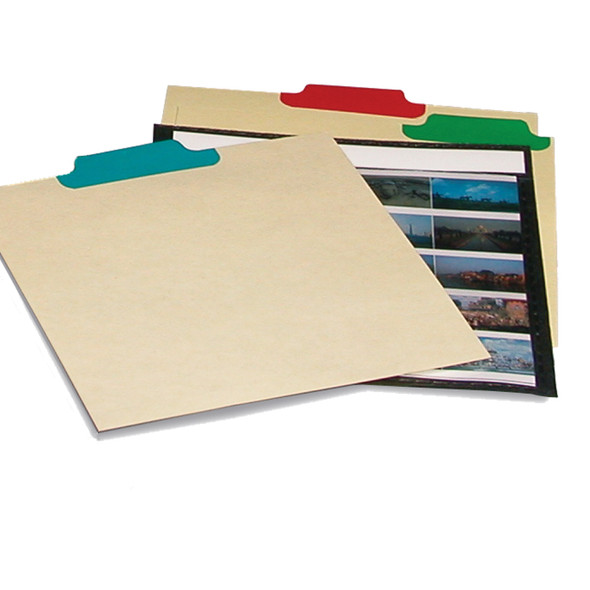 CD Tabbed Dividers