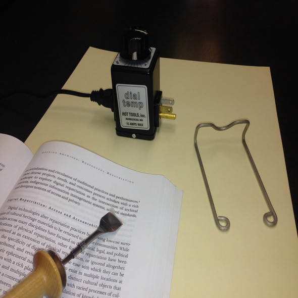 Cellophane Tape Removal Kit