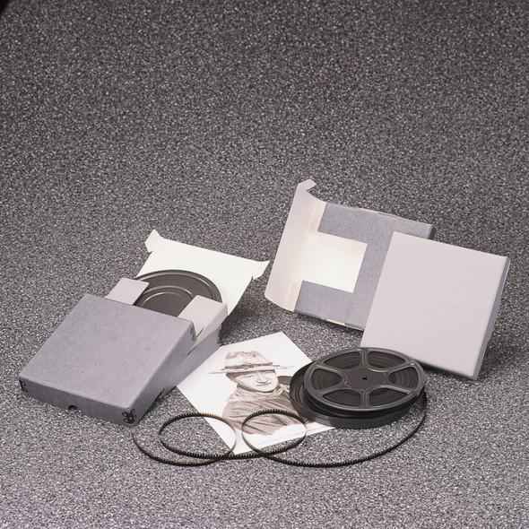 Economy Film/Audio Reel Enclosure