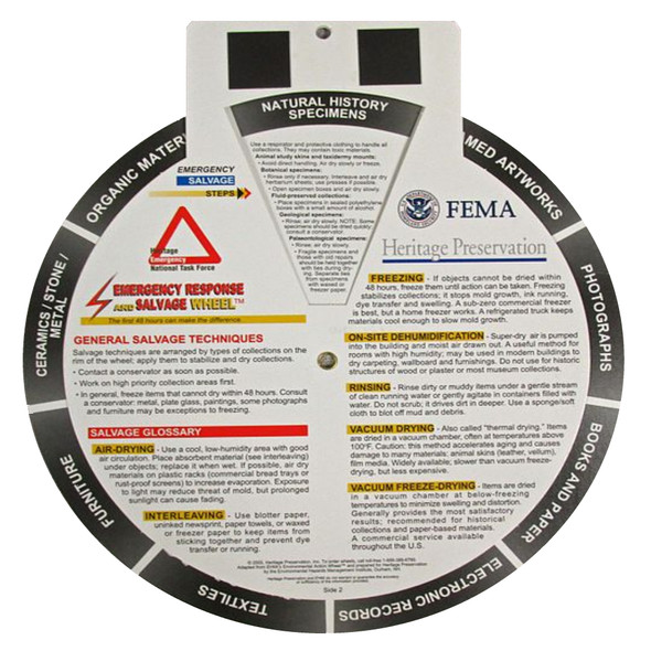 Emergency Response & Salvage Wheel