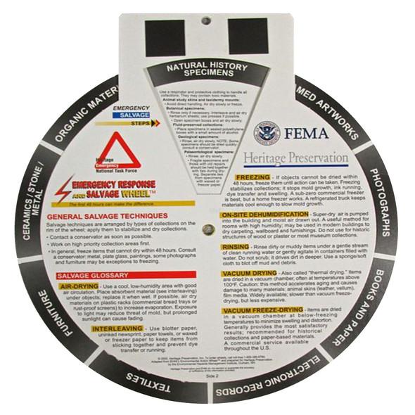 Emergency Response & Salvage Wheel