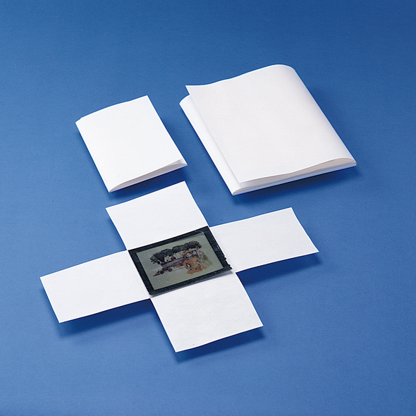 Four-Flap Negative Enclosures