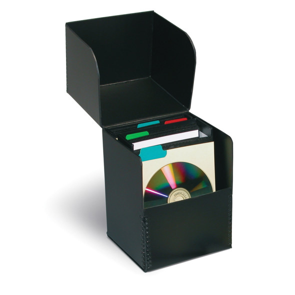 Flip Top CD Storage Box