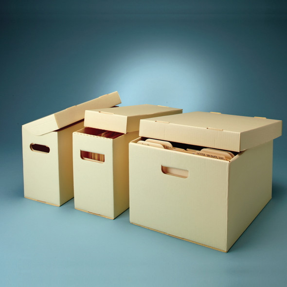 Heavy Duty Record Storage Cartons
