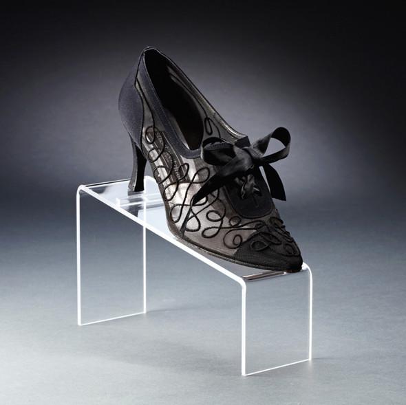 Heel Rest Shoe Display