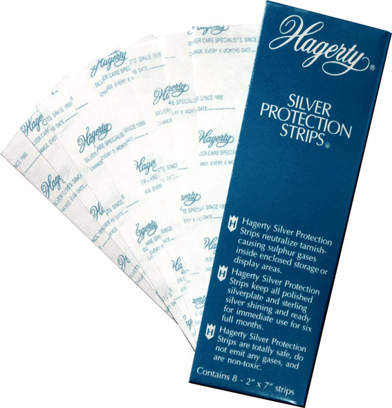 Hagerty Silver Protection Strips