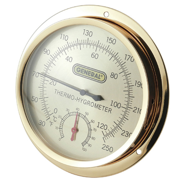 High Temperature Analog Thermohygrometer