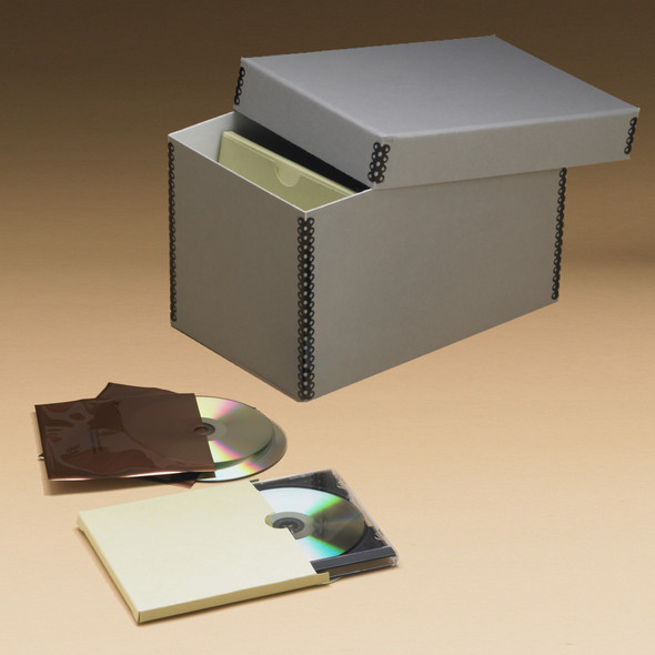 Intercept CD Storage
