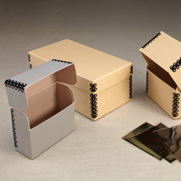 Intercept Negative & Print Storage Boxes