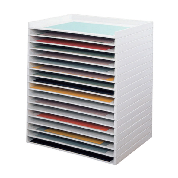 Jumbo Horizontal Stacking Trays
