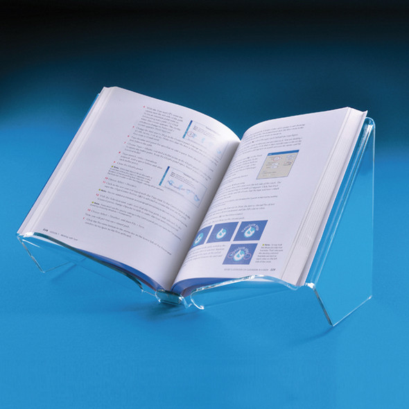 Lipped Book Display Cradle
