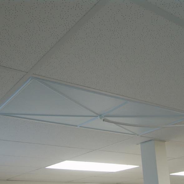 Leak Diverter Ceiling Panels