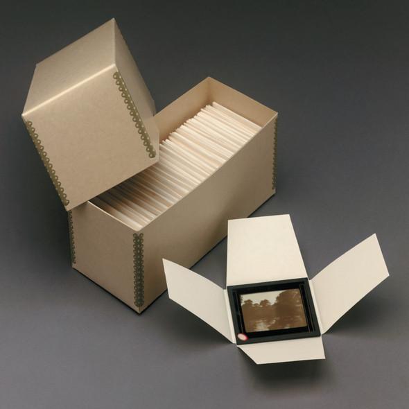 Lantern Slide Envelopes & Storage Box