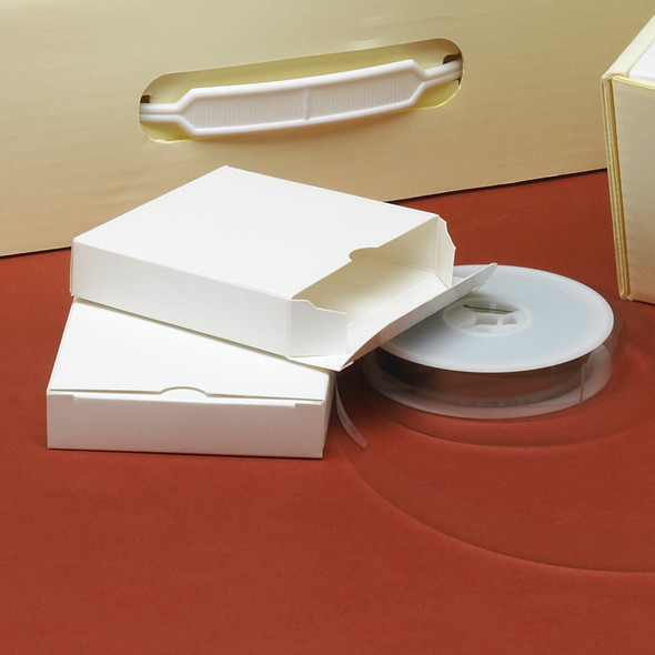 Microfilm Reel Pop Up Boxes